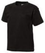 T-Shirt SLAZENGER Kids 150 - schwarz