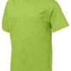 T-Shirt SLAZENGER Kids 150 - apfelgrün