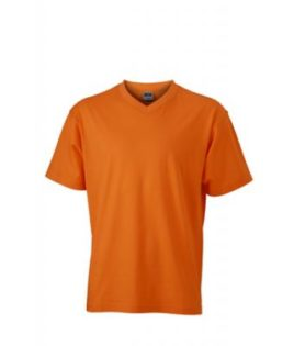 Werbemittel T Shirt VT Medium - orange
