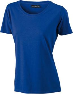 Ladies Basic T Shirt Damenshirt