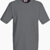 Werbeartikel T Shirt Round Medium - dunkelgrau