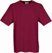 Werbeartikel T Shirt Round Medium - bordeaux