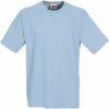 Werbeartikel T Shirt Round Medium - hellblau
