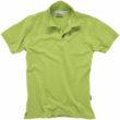 Werbeshirt Damen Polo Pique Slazenger - apfelgrün