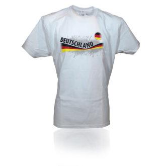 Werbemittel WM EM Deutschland T-Shirt 150 g/m²