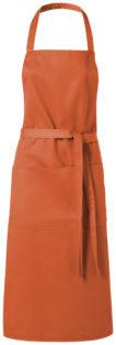 Bistroschürzen - orange