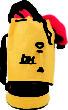 Matchsack Centrixx - gelb