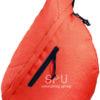 Werbeartikel Rucksack Triangle Centrixx - orange