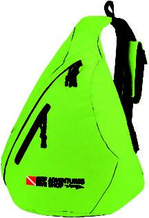 Werbeartikel Rucksack Triangle Centrixx - grün