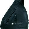 Werbeartikel Rucksack Triangle Centrixx - schwarz