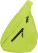 Werbeartikel Rucksack Triangle Centrixx - hellgrün