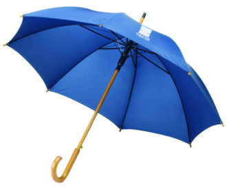 Werbemittel Schirme