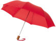 Kompakt Schirme Centrixx - rot