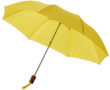 Kompakt Schirme Centrixx - gelb