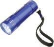 Taschenlampe in blau