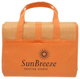 Strandmatte Riviera - orange