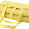 Strandmatte Riviera - gelb