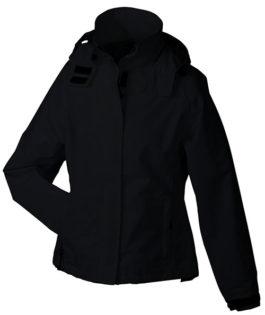 Werbeartikel Ladies Outer Jacket - black