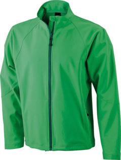 Werbeartikel Jacken Softshell Jacket - green