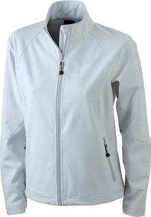 Werbemittel Softshell Ladies Jacket - offwhite