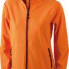 Werbemittel Softshell Ladies Jacket - orange