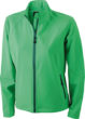 Werbemittel Softshell Ladies Jacket - green