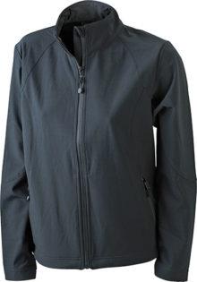 Werbemittel Softshell Ladies Jacket - black