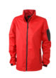 Werbeartikel Sportjacken Ladies Windbreaker - red/black