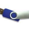 USB Stick Twister ohne Schlüsselring - navy PMS 2738C