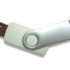 USB Stick Twister ohne Schlüsselring - weiß