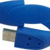 Werbemittel USB Sticks mit Armband - USB Sticks undArmband mitblau