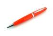 USB Stick Kugelschreiber - Kugelschreiberin orange