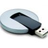 Werbeartikel USB Stick Circular - USB Stickin schwarz