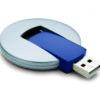 Werbeartikel USB Stick Circular - USB Stickin blau