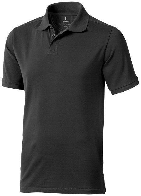 Seller Poloshirt - anthrazit