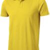 Seller Poloshirt - gelb