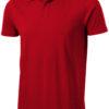Seller Poloshirt - rot