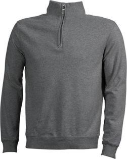 Werbeartikel Sweater Zip