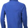 Racket Pullover - heather blau