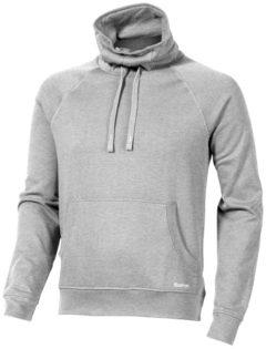 Racket Pullover - heather grau