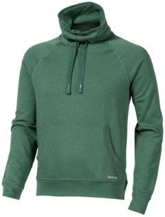 Racket Pullover - heather grün