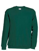 Werbeartikel Kinder Sweatshirt - darkgreen