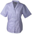 Werbemittel Bluse Business kurzarm - lilac