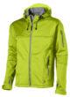 Softshell Jacke - Softshell Jacke inapfelgrün/grau