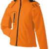 Werbeartikel Softshell Jacken Ladies Winter - orange