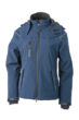Werbeartikel Softshell Jacken Ladies Winter - navy