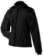 Werbeartikel Softshell Jacken Ladies Winter - black