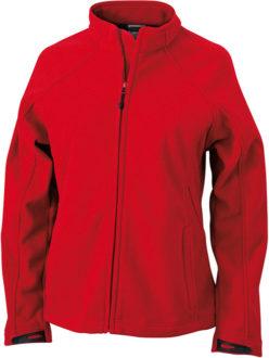 Werbeartikel Jacke Ladies Bonded Fleece