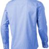 Vaillant Hemd Langarm - blauRückenansicht