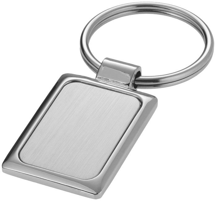 Werbeartikel Schlüsselanhänger rectangle